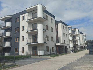 Starachowice budowa 3 budynków mieszkalnych